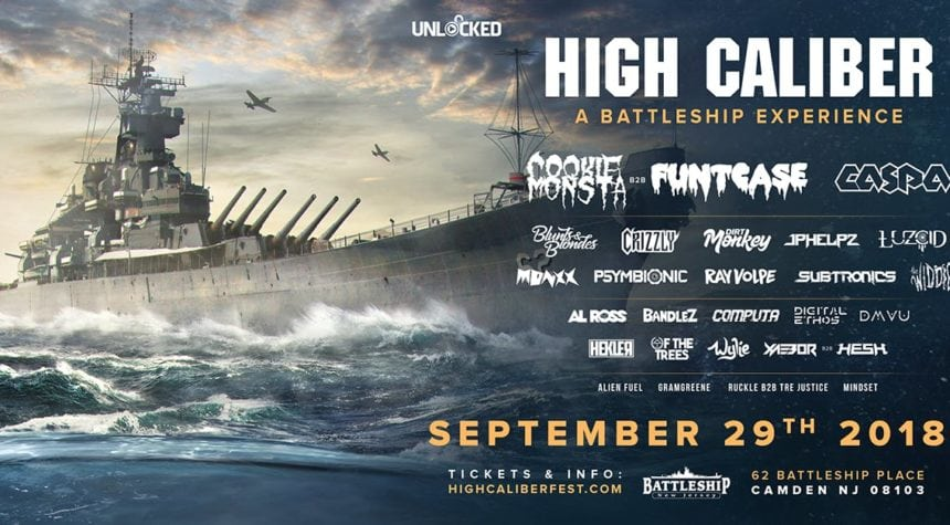 HIGH CALIBER FESTIVAL DROPS HEADSPLITTING LINEUP FOR 2018