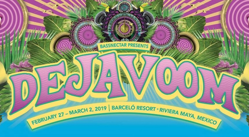 TAKE A TROPICAL TRIP TO MEXICO FOR BASSNECTAR'S 'DEJA VOOM' with Beats Antique, REZZ, The Glitch Mob, Claude VonStroke,